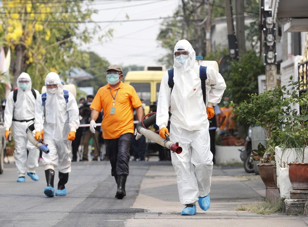 В Таиланде впервые с 25 мая умер пациент с коронавирусом