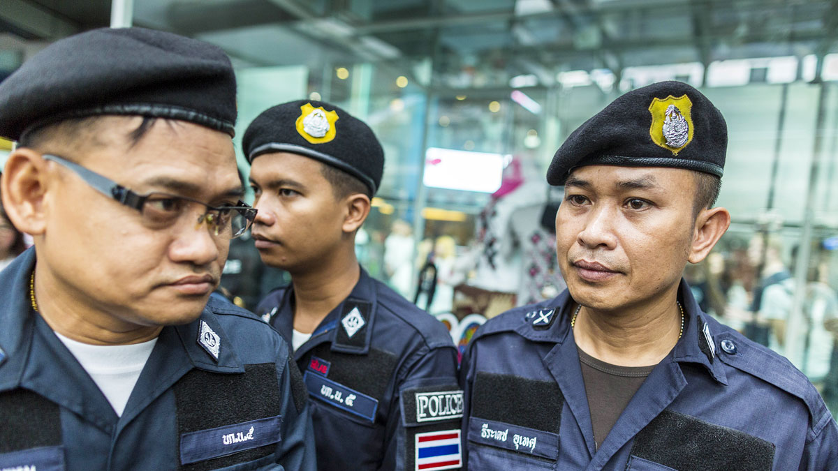 В Таиланде арестовали угрожавших взорвать консульство россиян