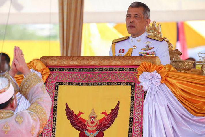 Тайские больницы получили от короля Рамы Х более 2,4 млрд бат пожертвований