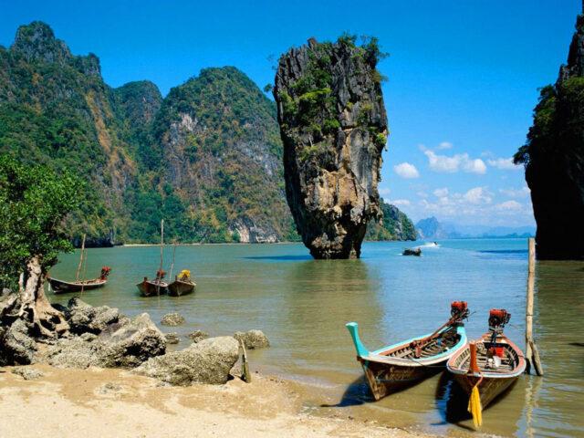 Таиланд согласился на поблажки в отношении иностранных яхт