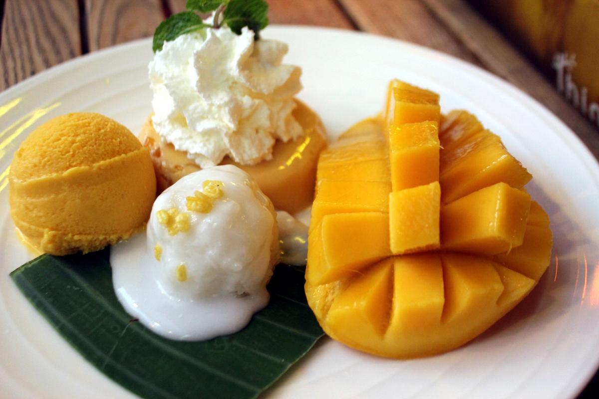 Два тайских десерта в списке шедевров кулинарии мира