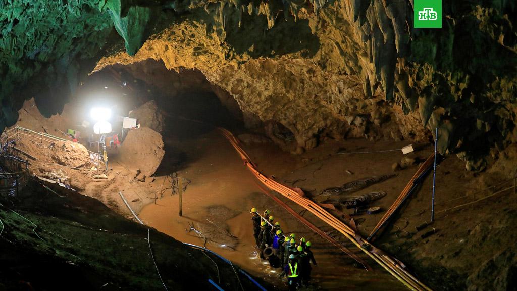 На восстановление пещеры Тхам Луанг потратят более миллиона долларов