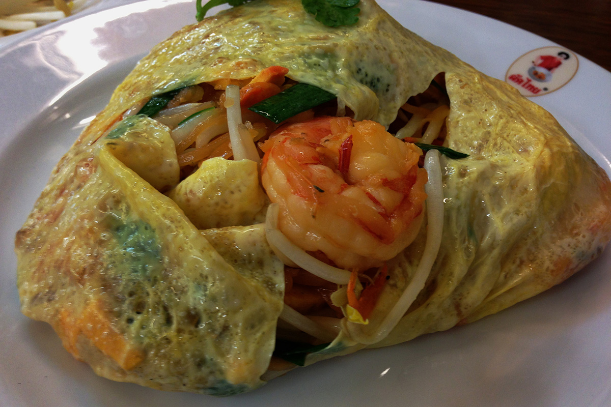 7 блюд тайской кухни в списке 50-ти мировых гастрономических изысков