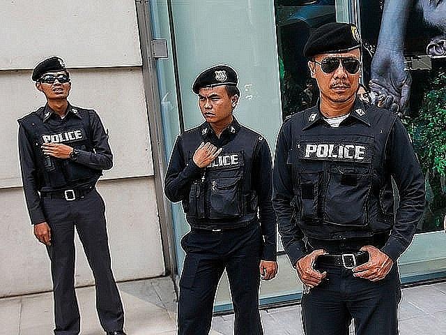 Таиланд укрепляет границы