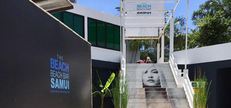 Знакомимся с The Beach Bar Samui