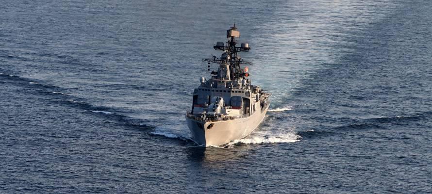 Моряки Тихоокеанского флота и ВМС Камбоджи проведут совместные учения и тренировки