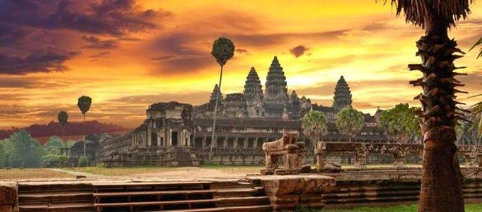 Королевство Камбоджа. Геополитика и климат. Погода и интернет