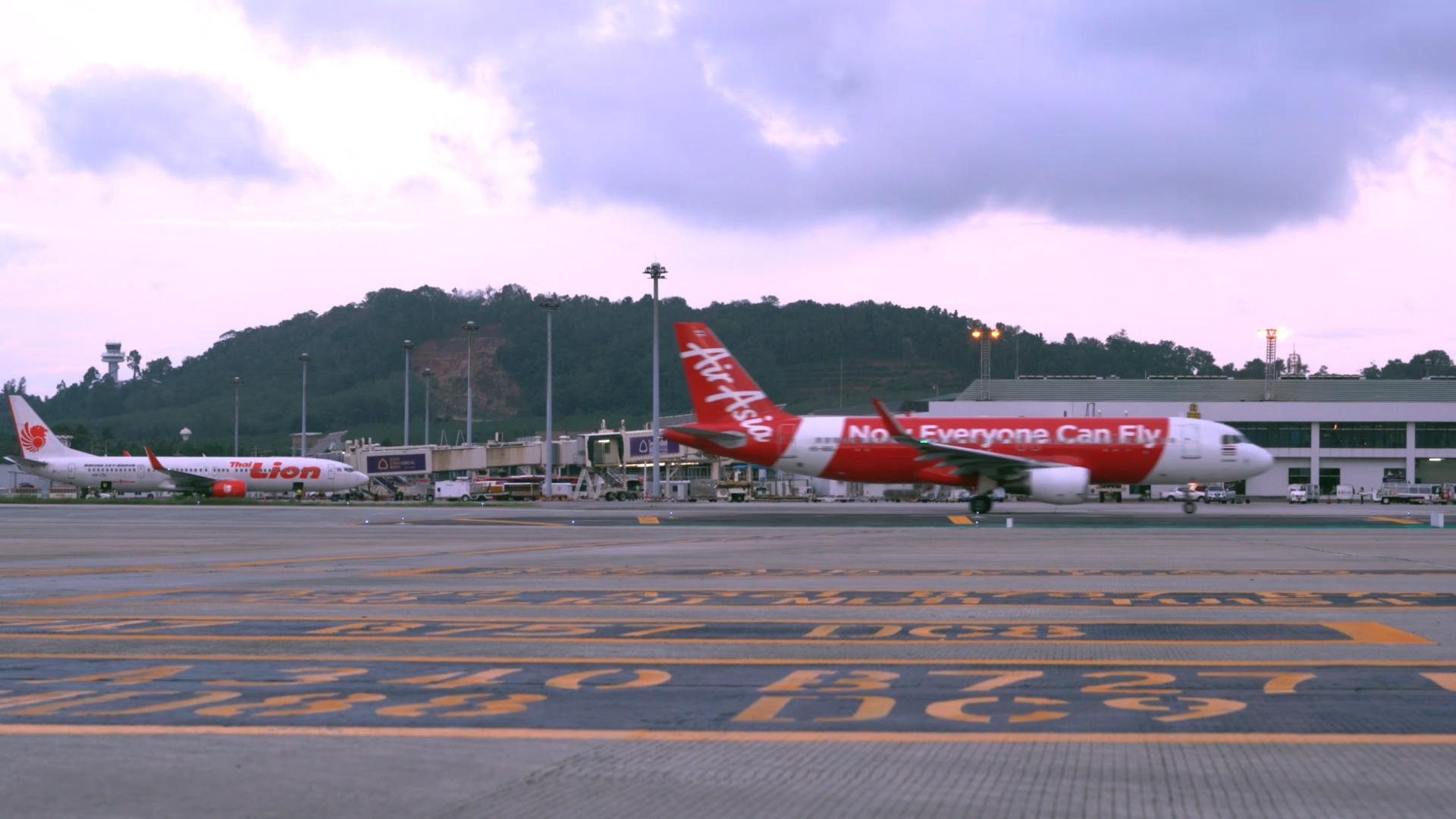 Лоукостер AirAsia планирует открыть рейсы в Москву и Санкт-Петербург