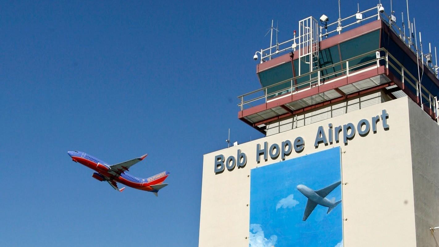 Округ Лос-Анджелес: аэропорт Боб Хоуп