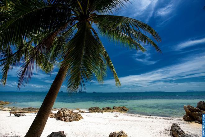 Остров Самуи – уверенный лидер среди ТОП-5 курортов Таиланда