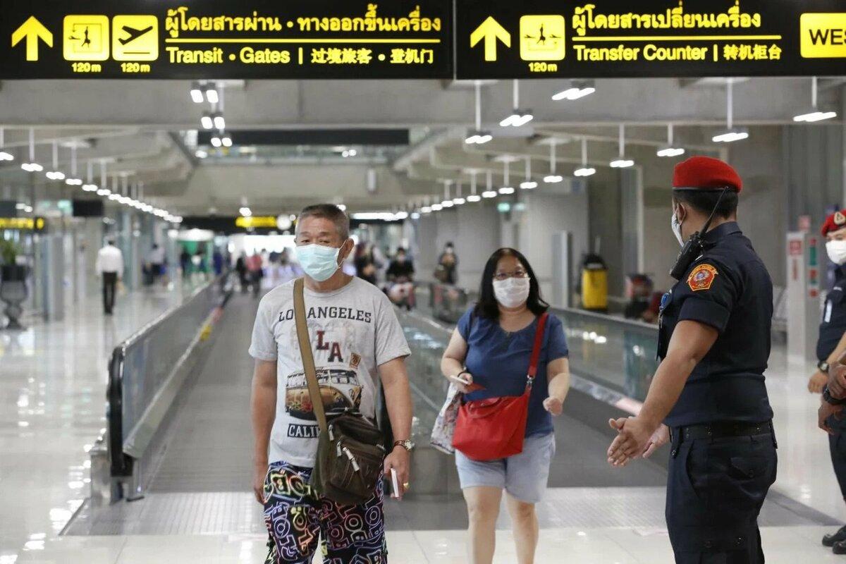 Названа дата открытия Бангкока для вакцинированных иностранных туристов