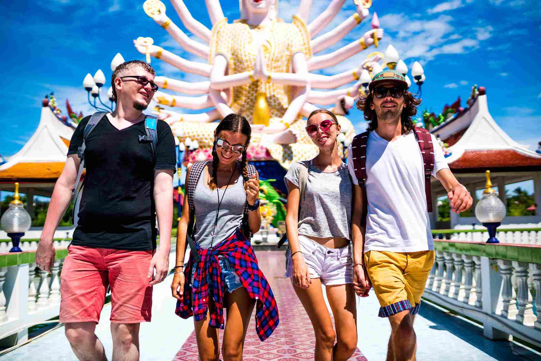 Таиланд готовится с октября открыть туристам 8 провинций