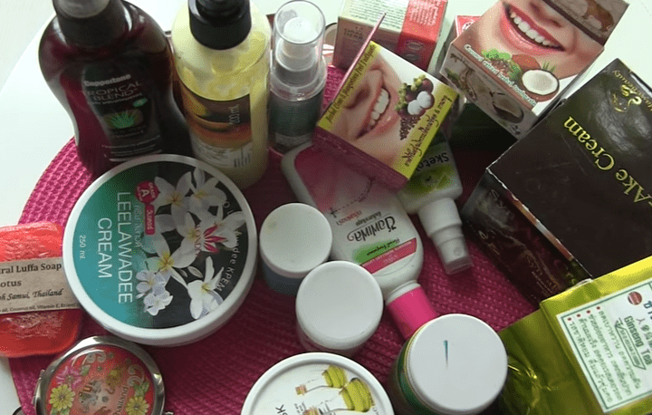 Что привезти из Таиланда? Тайская косметика.Топ 10 товаров из Таиланда