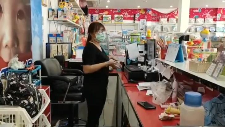 В Паттайе вор ограбил магазин игрушек