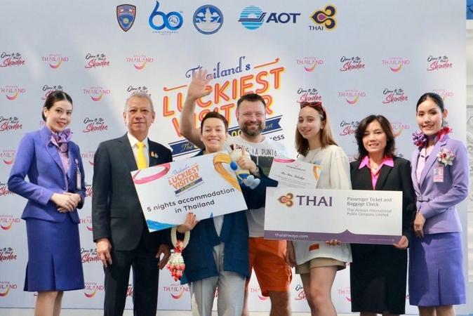 Россиянка стала 39-миллионным посетителем Таиланда в 2019 году
