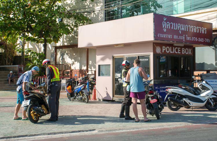 В Таиланде усилились репрессии против гидов и таксистов