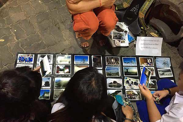 """Иммиграционная полиция Таиланда открыла охоту на """"попрошаек-нелегалов"""""""
