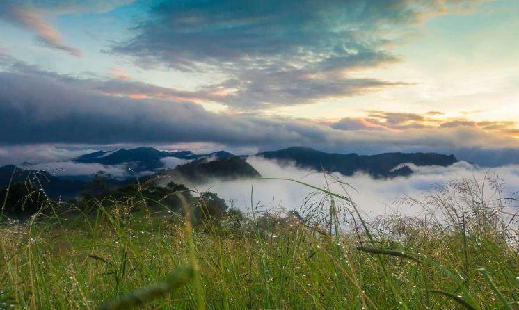 Холода берут своё на территории Таиланда