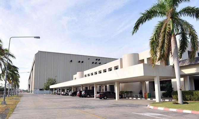 U-Tapao - паттайский международный аэропорт