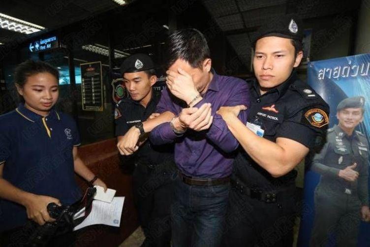 В аэропорту Бангкока за воровство арестовали пожилого чилийца