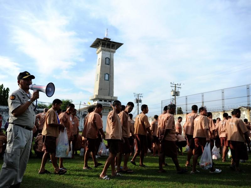 В честь Коронации Рамы Х на острове освобождены более 2 сотен арестантов