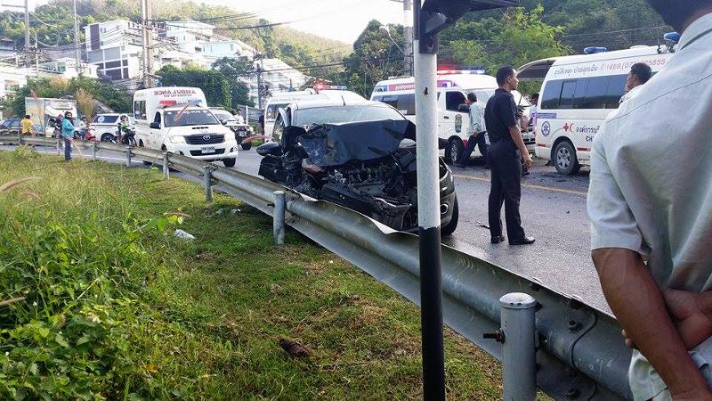 В ДТП в Чалонге пострадали девять человек