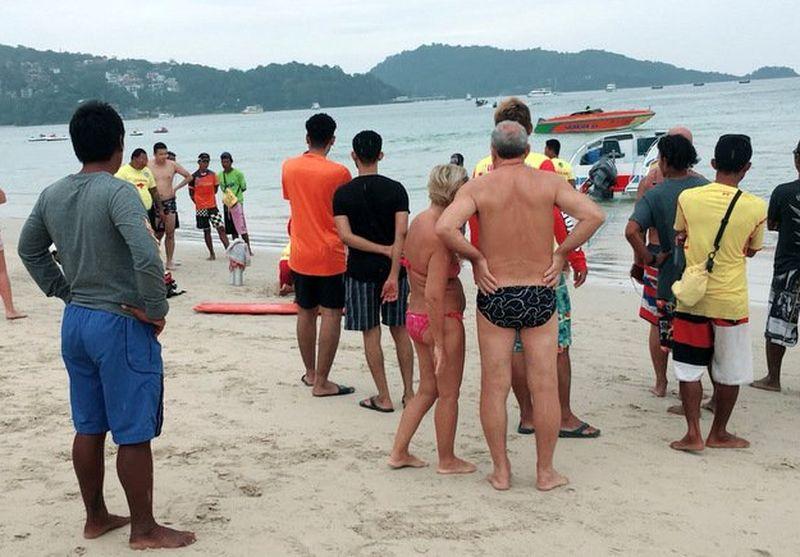 В Кхао-Лаке утонул подданный Норвегии