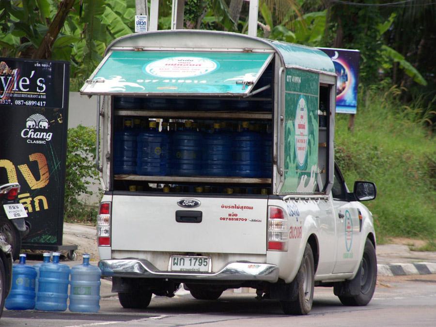 В мэрии Пхукет-Тауна озвучили план ограничения водоснабжения в случае засухи