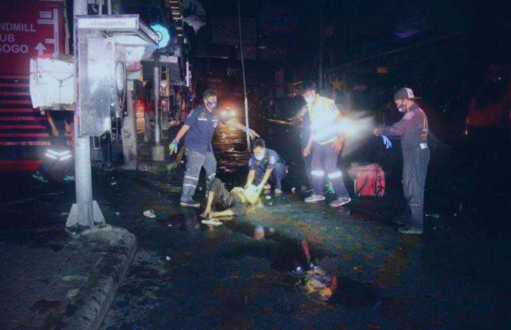 Человек серьезно пострадал после удара током в результате взрыва трансформатора