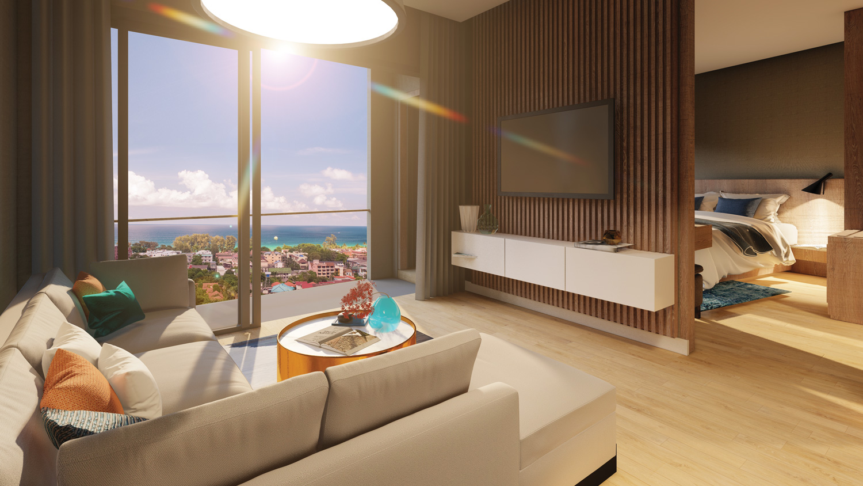 Новый проект компании Пхукет9: квартиры с видом на море