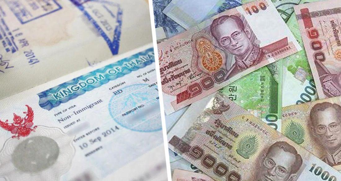 Визовая афера в Таиланде: иностранных туристов кинули на 10 млн бат