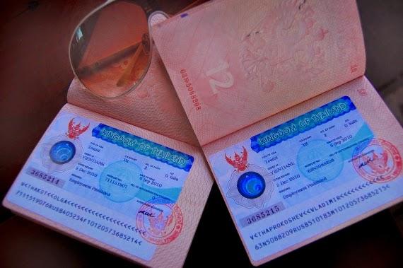 Обязательна ли виза в Тай для ребёнка до 14 лет?