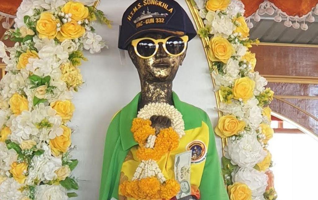 """""""Мальчик-яйцо"""" - туристический бум в Таиланде"""