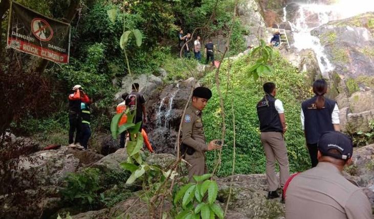 Селфи закончилось гибелью туриста в Таиланде