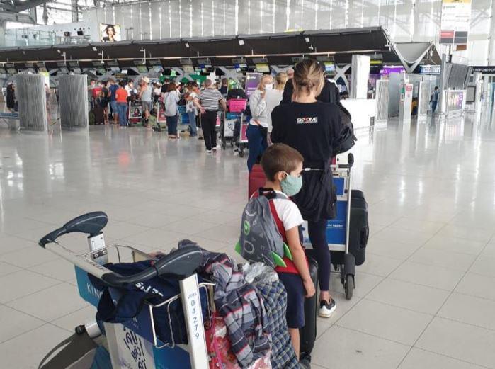Таиланд не увидит туристов до сентября