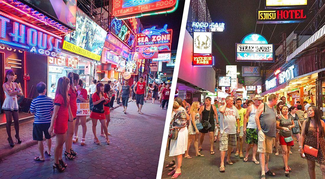 Транссексуала в Паттайе предупредили о недопустимости грубости к туристам