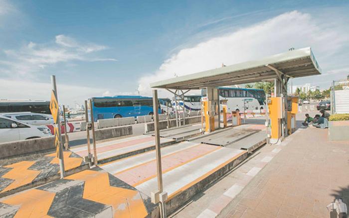 Парковка на пирсе Бали Хай в Паттайе станет платной по завершении реконструкции