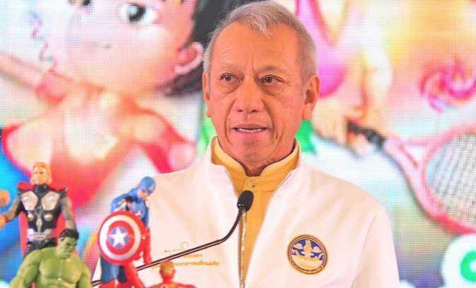 Министр туризма Таиланда: Все будет хорошо после Сонгкрана - жаркая погода уничтожит вирус!