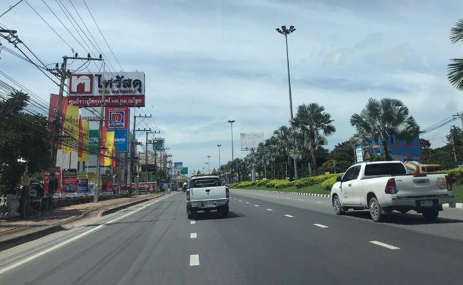 Правительство Таиланда вносит поправки в Закон о дорожном движении 1979 г.