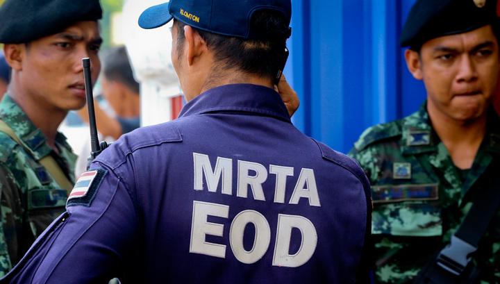 В Таиланде прогремело 15 взрывов