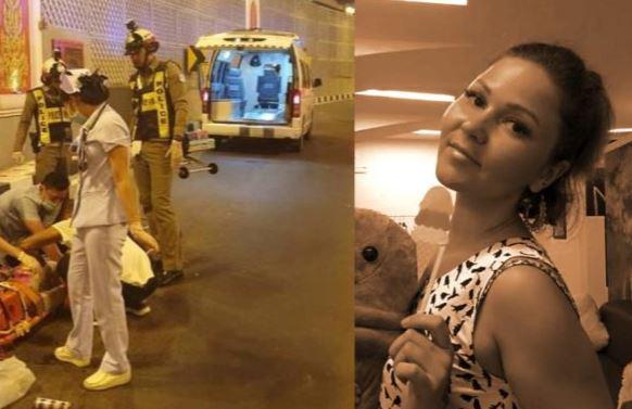 Россиянка из Санкт Петербурга пострадала в ДТП в Таиланде