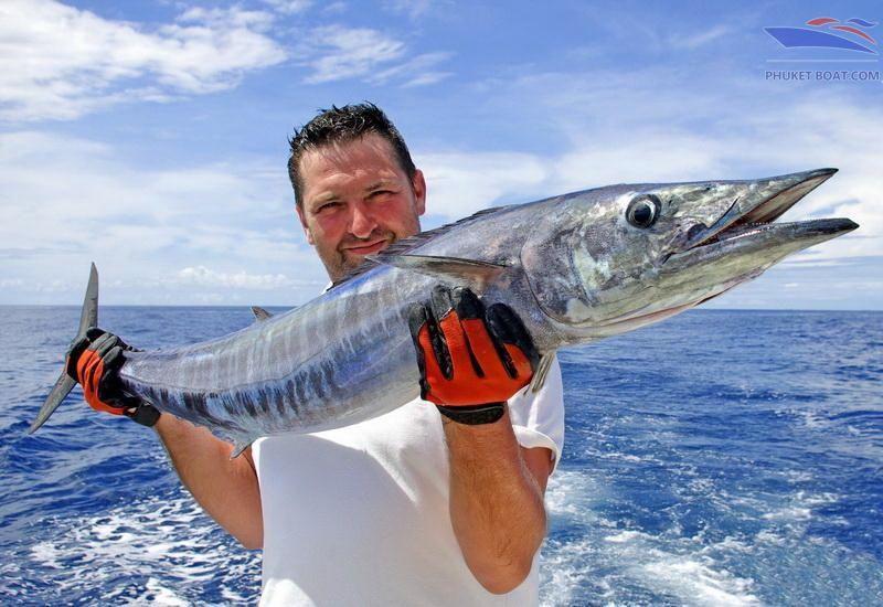 ловить на мах рыбу