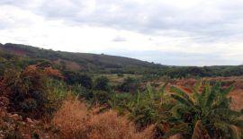 Камбоджа: Банлунг, водопад Cha Ong