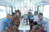 Целый день на море: Коралловый остров, Пи Пи, Рача