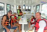 Поездка на  острова от + МОРСКАЯ РЫБАЛКА от ВЛАДЕЛЬЦА ЛОДКИ!