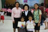 Конкурс хороших манер среди детей на Пхукете