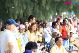 25 Декабрь 57 10: 00 утра В Rawai Beach, Пхукет состоялись лодочные гонки