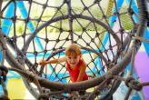 Открытие новой игровой площадки Phuket International Kindergarden and School