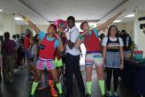 Студенты BISP провели в школе флешмоб Fasion Disaster