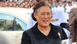 17 мая, Ее Королевское Высочество Принцесса Маха Чакри Сириндхорн прибыла на Пхукет с двухдневным визитом, уже вторым по счету с начала этого года